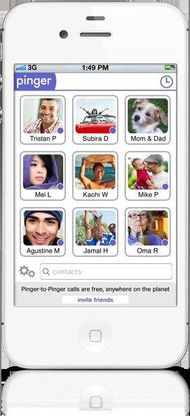 Learn about all our apps on our website! http://www.pinger.com