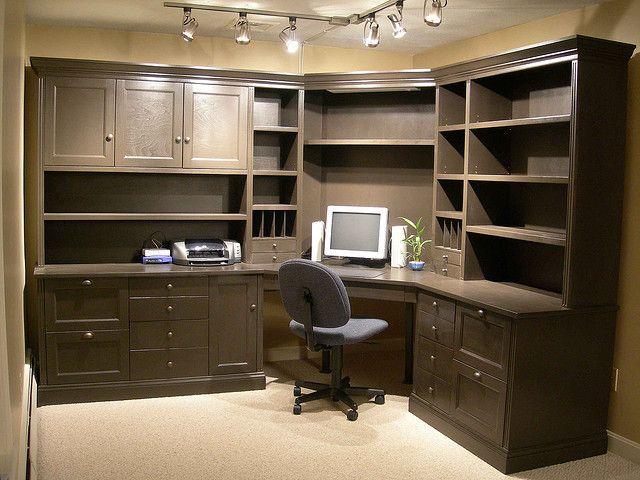Corner Computer Desk   Flickr - Photo Sharing!