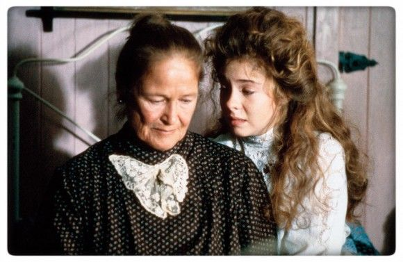 Anne Of Green Gables: The Sequel Film Still. Anne and Marilla.