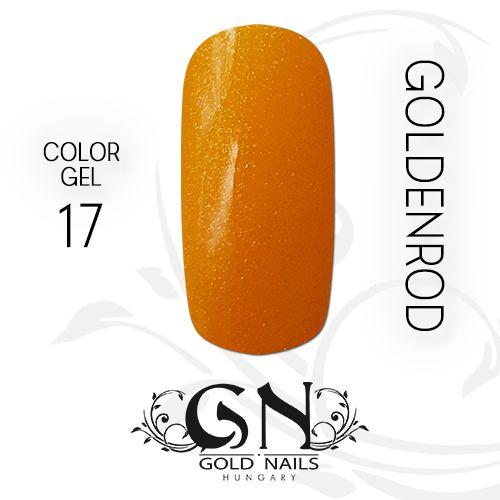 Goldenrod zselé, mutatós és egyedi szín!  http://goldnails.eu/termek/color-gel-17-goldenrod-5-g/