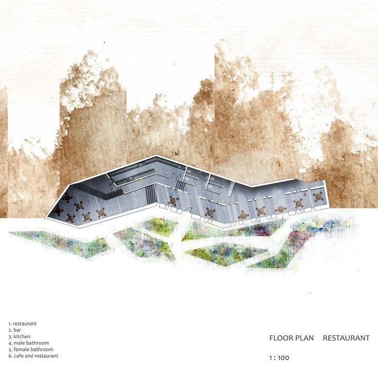 watercolor landscape plan - Google Search