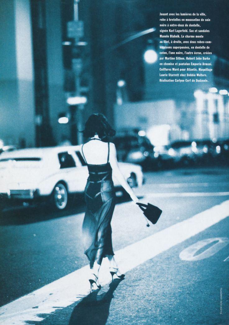 Vogue Paris November 1993