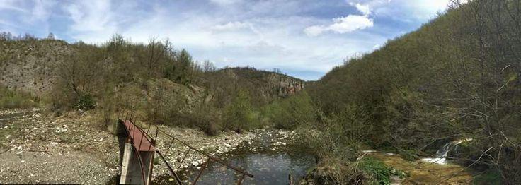 Gostiljska vrela Reka Katušnica