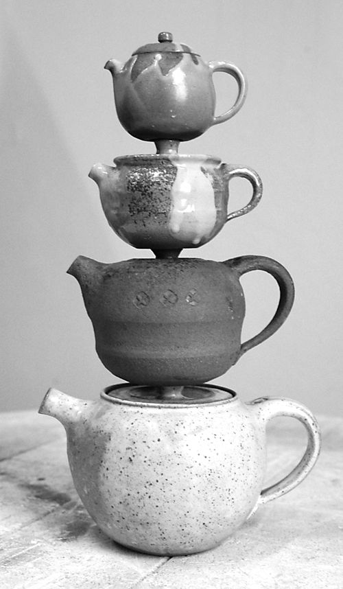 garncarstwo i herbata