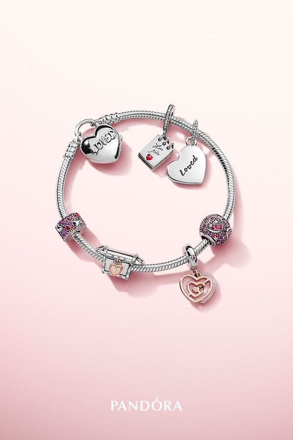 315e418ec Treasure yourself every day with the new limited edition PANDORA Club Charm  2019. Crafted in