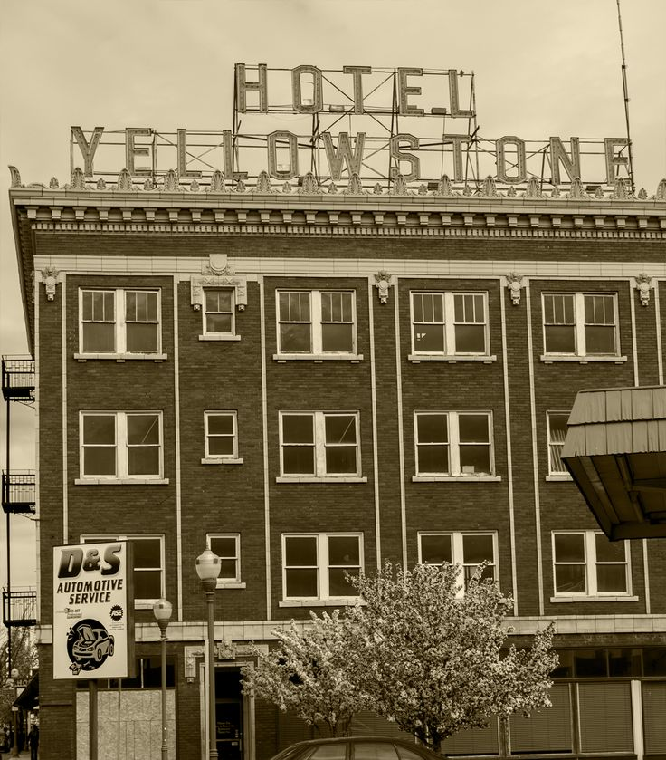 Yellowstone Hotel Pocatello Idahoboise