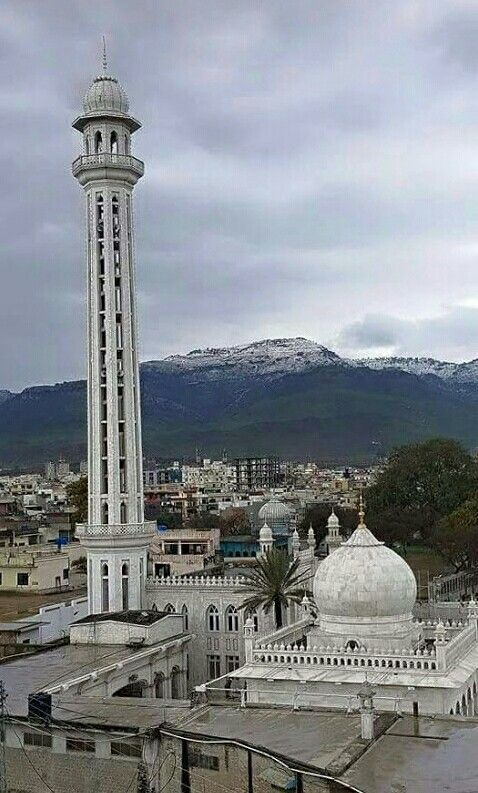 GOLRA SHARIF, is a town situated near the Margalla Hills, in the Islamabad Capital Territory, Pakistan, at about 520 m above sea level, 17 km from the ancient city of Taxila.