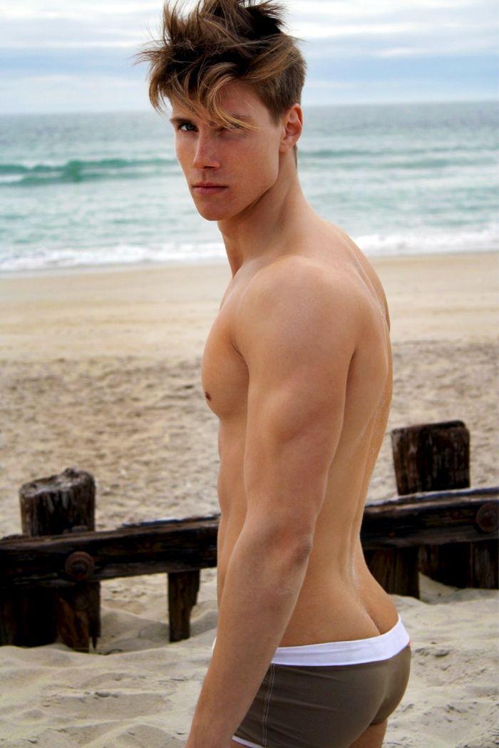 Candid nude beach girls ass