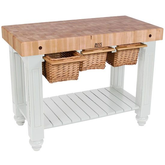 48x24 Butcher Block Table Wicker Baskets: 10 Best House-Cliqstudios Wish List Images On Pinterest