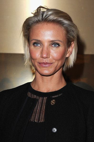 The 25 best cameron diaz short hair ideas on pinterest cameron choppy short hair cut cameron diaz hairstyles see more slicked back bob for special occasions urmus Image collections