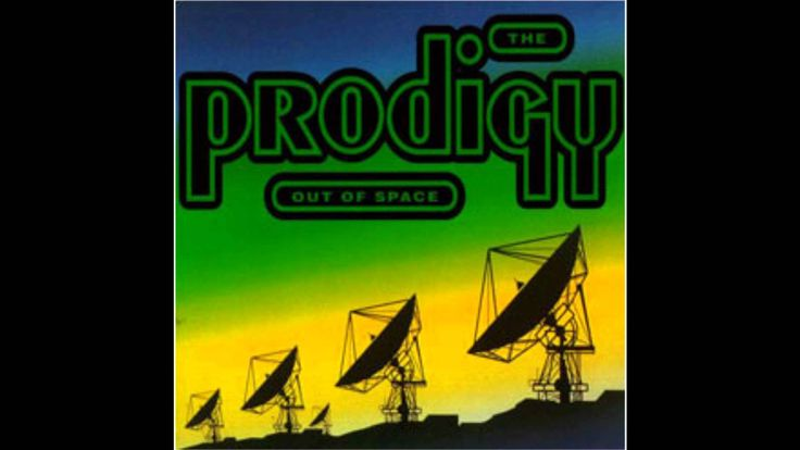 "The Prodigy ""Out of Space (Celestial Bodies Mix)"" 1992"