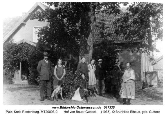 Pülz, Hof von Bauer Gutteck