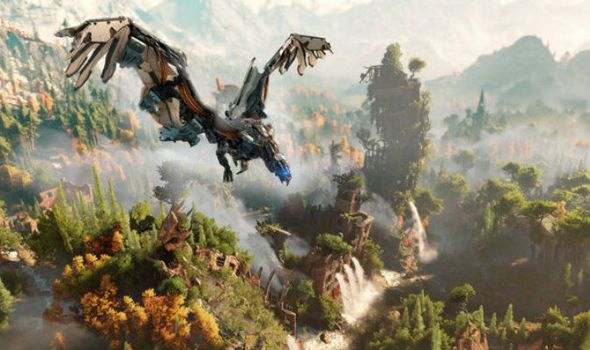 Horizon Zero Dawn reviews inbound as PS4 release date pre-load goes LIVE - https://newsexplored.co.uk/horizon-zero-dawn-reviews-inbound-as-ps4-release-date-pre-load-goes-live/
