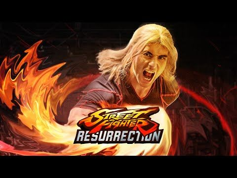 M.A.A.C. – Teaser For STREET FIGHTER: RESURRECTION Featuring ALAIN MOUSSI As 'Charlie Nash'. UPDATE: Trailer #2