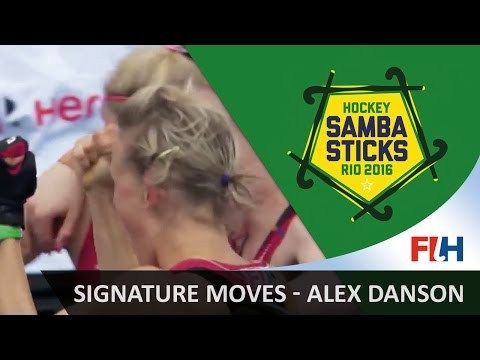 Signature moves - Alex Danson - Hockey at Rio - http://www.truesportsfan.com/signature-moves-alex-danson-hockey-at-rio/