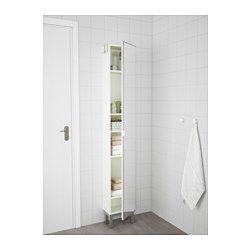 De kast is ondiep en daardoor perfect voor gebruik in kleine ruimtes. De spiegel is aan de achterkant voorzien van een beschermfilm, waardoor het risico op letsel vermindert als het glas zou versplinteren.