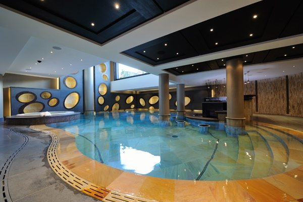 Espace Spa at Courchevel Chalet, France