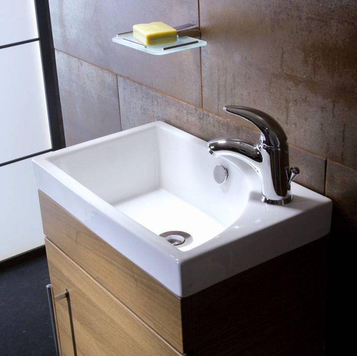Roper Rhodes Esta 450mm cloakroom wallmounted unit : UK Bathrooms