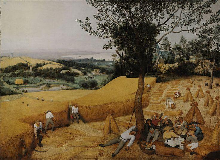Pieter Bruegel the Elder- The Harvesters - Google Art Project - Pieter Brueghel el Viejo - Wikipedia, la enciclopedia libre