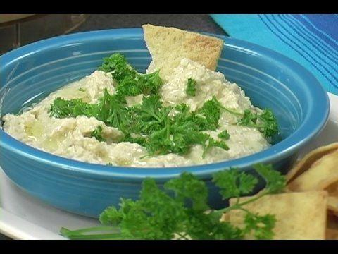 A Simple Hummus Recipe - Lena doubled the recipe with the exception of the lemon juice