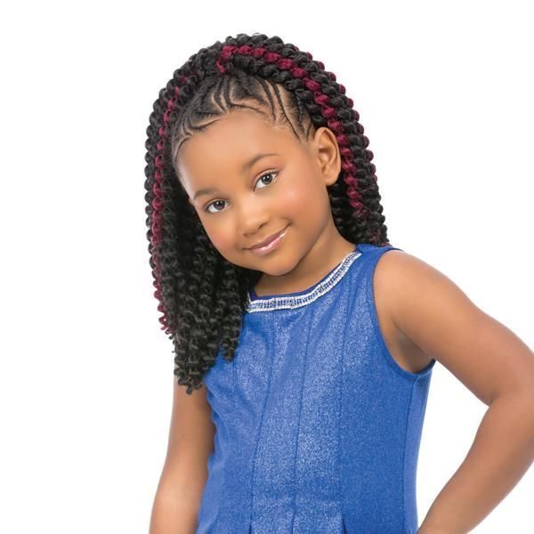 Crochet Hairstyles For Kids : ... kids crochet braids on Pinterest Protective styles, Kids crochet and