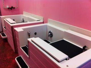 8 best vet office floor plans images on pinterest for Grooming shop floor plans