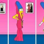 Intervista a Marge Simpson