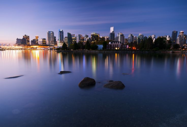 Vancouver Sunrise by Tom Cash - Photo 21965325 - 500px