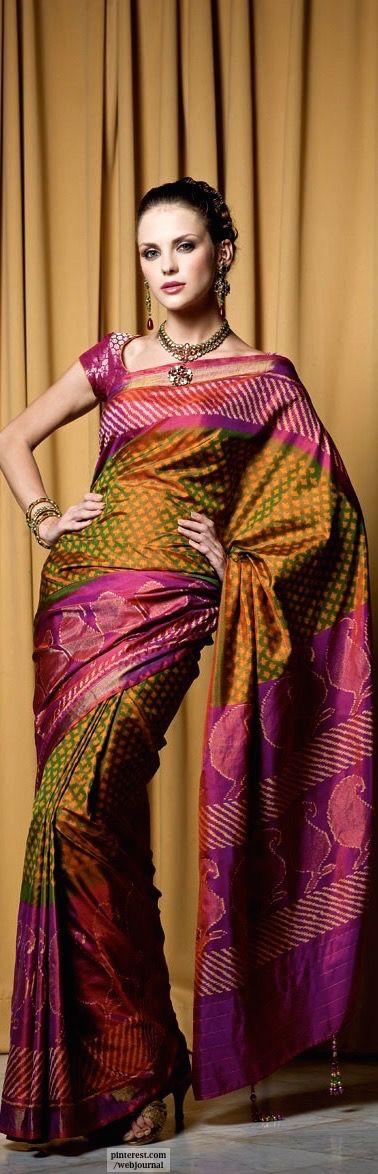 Handloom silk - Benzerworld.com