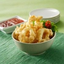 CUMI GORENG TEPUNG http://www.sajiansedap.com/mobile/detail/5445/cumi-goreng-tepung