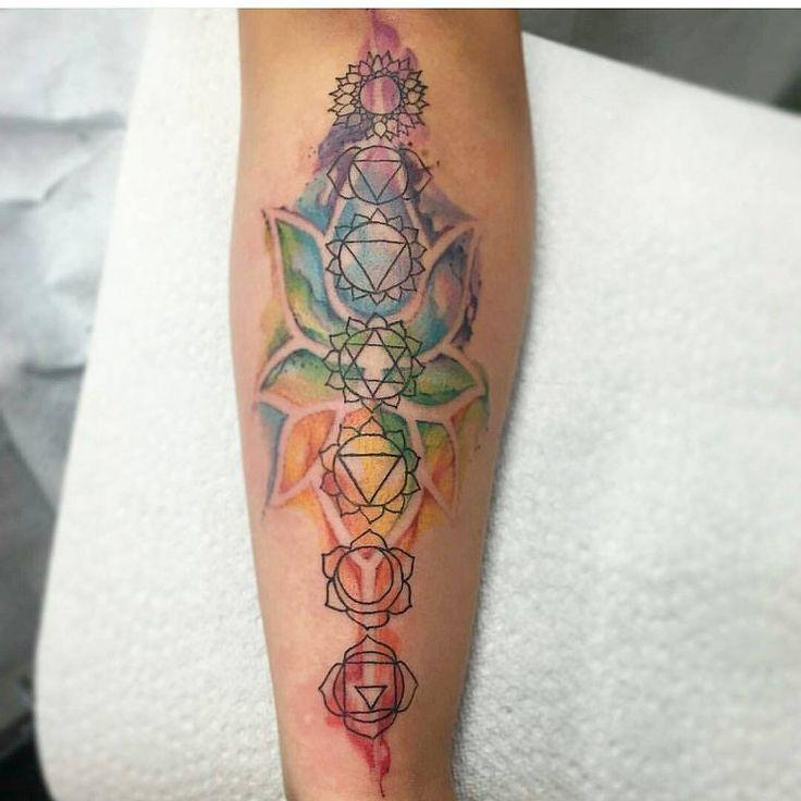 chakra tattoo3