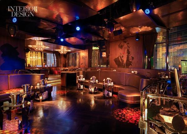 Marquee Night club at the Cosmopolitan of Las Vegas