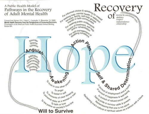 recovery essay mental health Recovery is possible what is mental health mental health includes our emotional, psychological, and social well-being it affects how we think, feel.