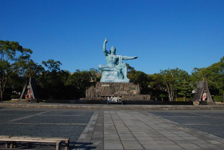 平和公園(平和祈念像)