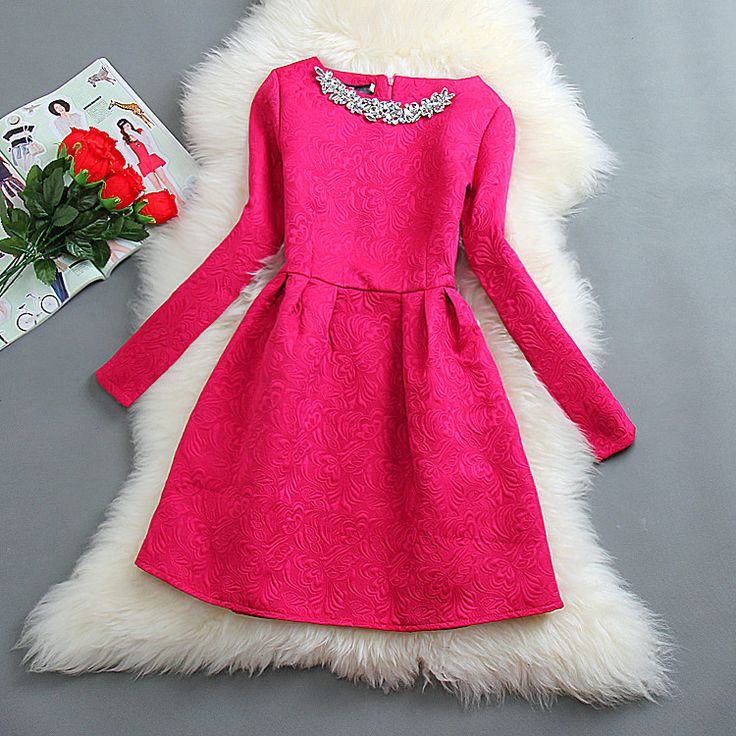 2014 vestido де феста дамы мода элегантный принцесса широкий Большой размер женщин зима платье , чтобы ну вечеринку свадебные платья femininos, принадлежащий категории Платья и относящийся к Одежда и аксессуары на сайте AliExpress.com | Alibaba Group