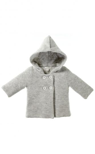 Knitted Coat - Purebaby