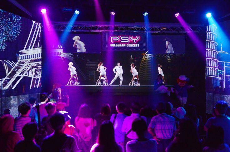 에버랜드에서 느끼는 뜨거운 한류의 열기! K-pop 홀로그램 (K-pop HOLOGRAM)