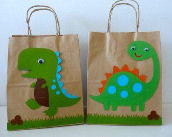 dinosaur goodie bags - Google Search