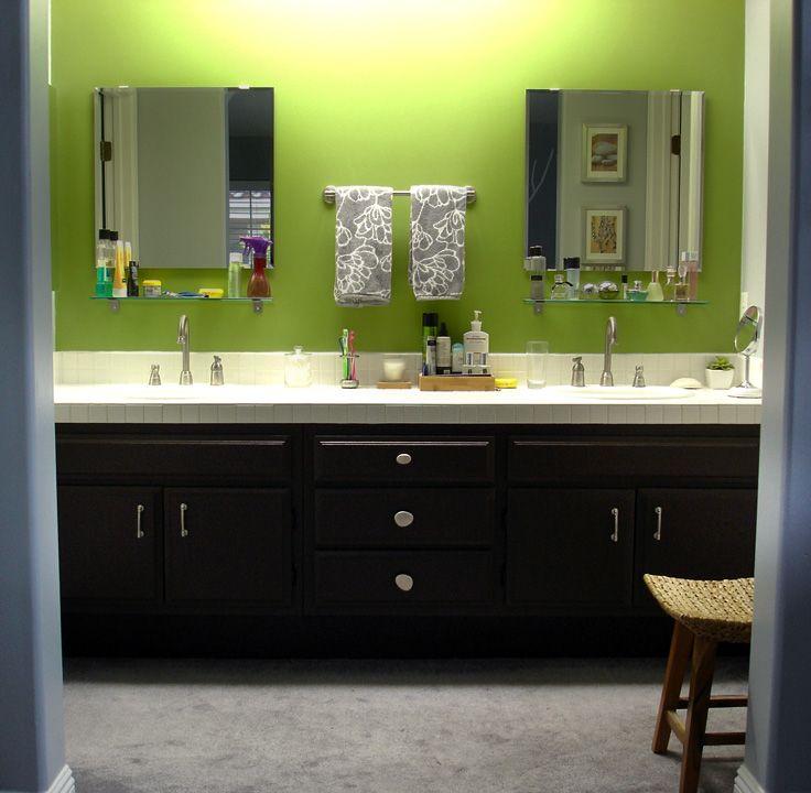 17 Best Ideas About Brown Bathroom Paint On Pinterest