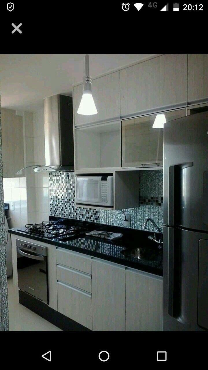 Mejores 596 imágenes de cocinas pequeñas en Pinterest   Ideas para ...
