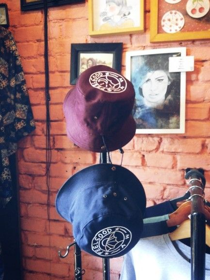 "Sun & Cloud Flipped Bucket Hat  ""For your sunny and cloudy day!"" Price IDR 165k  Available at Dreadock Studio Bandung Loubelle Bandung Cerva Bandung Skymo Bogor"