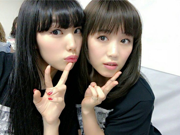 E-girls Flower 重留真波 鷲尾伶菜 Shigetome Manami Washio Reina