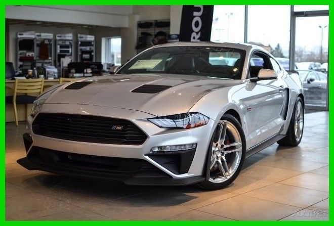 2018 Ford Mustang Gt >> Ebay 2018 Ford Mustang Roush Gt Premium 2018 Ford Mustang