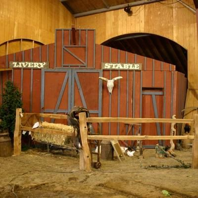 17 best images about vbs western theme on pinterest Decoration western