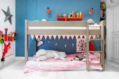 16 Totally Cool IKEA Hacks for the Kids' Room via Brit + Co.