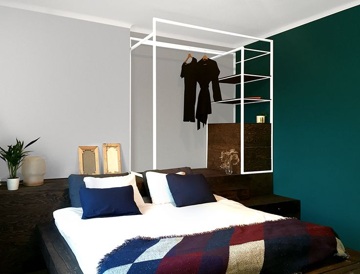 KOGAA hybridroom Interior Design Bed & Wardrobe