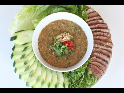 Prahok Dipping Sauce with Steak | Eat Now Cry Later