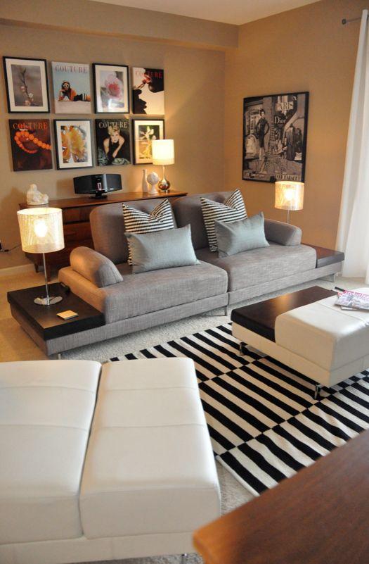 small living room? no problem!