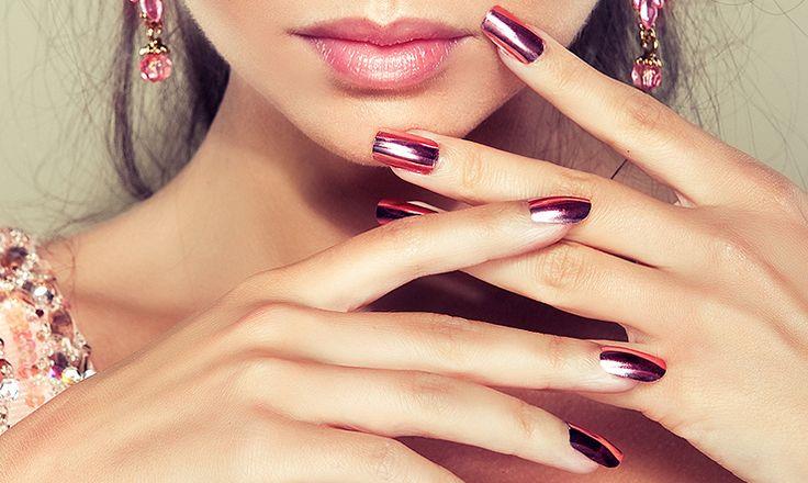 Jak zadbać przed wiosną o paznokcie?…