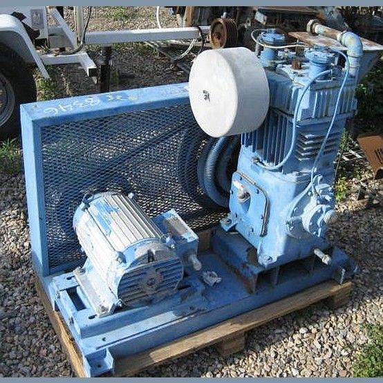 Used 200 PSI Air Compressor For Sale | Semblex Air Compressor Supplier Worldwide